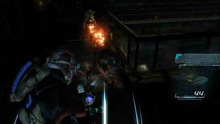 エンジニアと軍人の冒険【DeadSpace3】Par