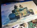 戦車模型 ホビーボス 1/35 中国人民解放軍MBT ZTZ96 96式戦車 3