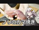 【ニコニコ動画】釣れなくても料理!ブリのカマ焼き(頭つき)!【VOICEROIDキッチン】を解析してみた