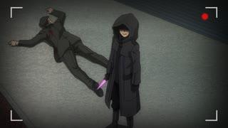 メガトン級ムサシ 第3話「暗殺者」
