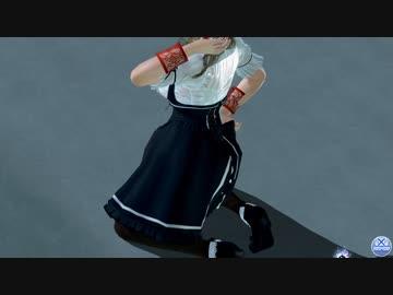 【DoaXvv】膝立ち/しなりのポーズ/モニカ/こもれびハミング(テスト)101412