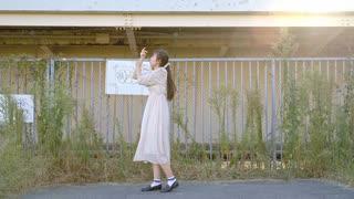 『【大罪の花嫁】鬼節に花【ボカコレ2021秋踊ってみた】』のサムネイル