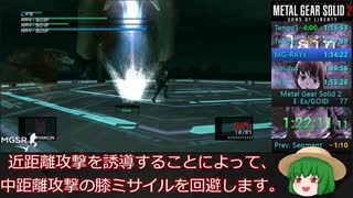 【MGS2】メタルギアソリッド2最高難易度R