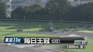 【ウマ娘風】第72回GⅡ毎日王冠(2021)