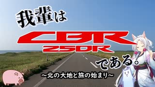 【東北イタコ車載】我輩はCBR250Rである。
