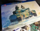 戦車模型 ホビーボス 1/35 中国人民解放軍MBT ZTZ96 96式戦車 5
