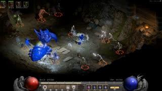 Diablo2Resurrected Necromancer実況プレ