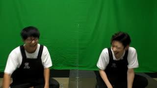髙坂さんと濱野さん『ちょいみけねこ男子』【2021年10月号】