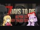 第76位:【7 Days to Die】α20 開発者ストリーミングとロードマップまとめ【VOICEROID実況】