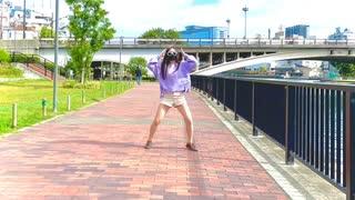 グリーンライツ・セレナーデ を踊ってみた