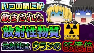 【2006年】いつの間にか放射性物質を盛ら