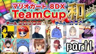 【ねねし視点】マリオカート8DXチーム戦