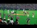 2008.7.13 試合中のドアラ