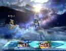 スマブラX 【カイト】ワリオ vs ロボット【ボムソルジャー】