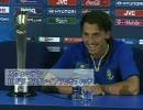 EURO2004グループリーグ イタリア対スウェーデン