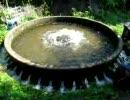 円筒分水(鷽ノ口)