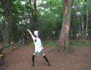 庭で【男女】踊ってみた