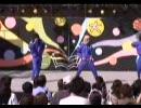 ゾンビーズ リーダームーンウォーク(ダメダメのうた 愛工大2006)