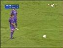 【2008UEFA Champions League 】フィオレンティーナ対スラビ...