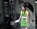 2008/8/17【MCまりぴょん】キャラクターショー前説【千葉マリン】