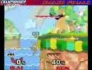 スマブラDX Isai(C.Falcon) vs Ken(Marth) 7