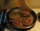 件のハンバーグを作ってみた。