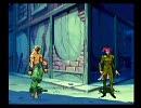 ジョジョの奇妙な冒険 邪ディオVS恐怖越え花京院(アレッシーモード)