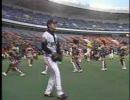 柴田ヨシトミ 始球式(2006年) 千葉マリン