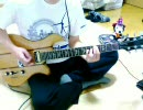 【底辺セッション】GodKnows...のギター弾きました♪(ギター音のみ)