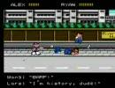 NES ダウンタウン熱血物語(USA版)二人協力プレー(TAS)
