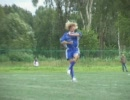 プルシェンコ サッカーをする(2008年8月末)