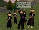 マビノギで「死せる英雄達の戦い」を演奏