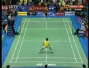 2008 Thomas Cup - SF - MS1 - Lee Chong Wei vs Lin Dan _ 3/4