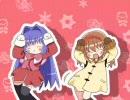 名雪とあゆでウッーウッーウマウマ(゚∀゚)それなり高画質【KANON】