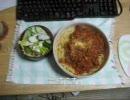 パンツマンのスパゲッティミートソース