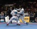 WKF世界空手2006男子組手-70kg級決勝