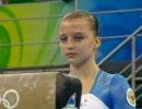 北京オリンピック 体操女子種目別 平均台 アンナ・パブロワ