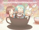 【VOCALOID GIRLS】AFTER SCHOOL CHOCOLATE CUP SHOW【ちえ×OSTER】
