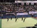 セーラームーン - アニソン 踊ってみた 鹿児島実業高校 (男子新体操)