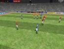 【無料オンラインサッカーゲーム DreamCup】 ダイジェスト(字幕無ver.)