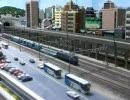 鉄道模型 新シリーズ (新幹線と新快速)