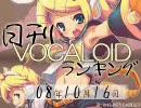 日刊VOCALOIDランキング 2008年10月16日 #249