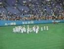 2008/10/20 阪神タイガース岡田監督、試合後の胴上げ。フルバージョン3/3