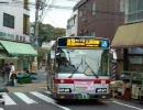 お不動さんの日常 ~目黒不動尊と東急バス~