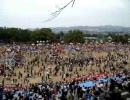 【祭り】新居浜太鼓祭り 2008【一斉差し上げ】