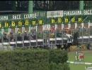 2008年11月8日福島4R 放馬