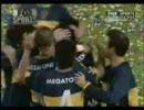 2007 リベルタドーレス杯 決勝 第1戦 ボカ・ジュニアーズ×グレミオ
