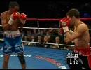 ボクシング セレスティノ・カバレロ vs スティーブ・モリター