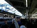 0系新幹線定期運転最終日こだま639号新大阪駅発車