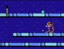 The Advantage「ロックマン2」フラッシュマンステージ